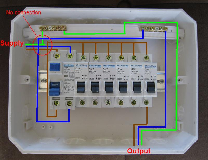 3 Phase Wiring Colour Code Australia